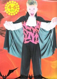 vampire panoplie 4/6 ans halloween Deguisement costume  pano