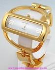 Montre femme bracelet doré watch uhr